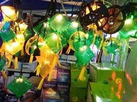 Lampu untuk Hari Raya Idul Besar 3 meter