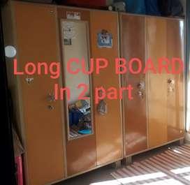 Steel 3 door Cupboard