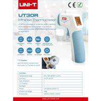 Termometer thermometer termo thermo meter Infrared alat ukur suhu HTI