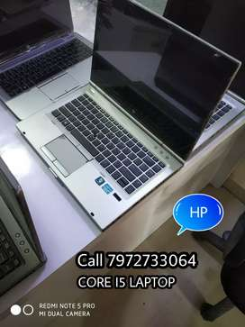 LAPTOP STOCK - HP/DELL ¶¶ BRAND NEW CONDITION ¶¶ CORE I5 - 8 GB RAM ¶¶
