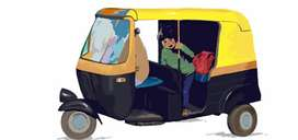 Auto driver wanted(auto available)
