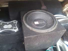 Music system for sell
