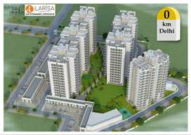 Spacious 2BHK+ Study at 26.25Lakh, 0KM from Delhi Near IGI Airport GGN
