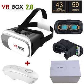 3D VR Box Virtual Reality box with Remote delivery all over in Pakista