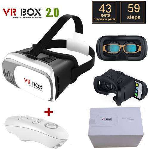 3D VR Box Virtual Reality box with Remote delivery all over in Pakista 0