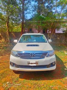 Toyota Fortuner at brand new condition ,with all documents