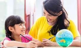 Home tutor 1-5 CBSE