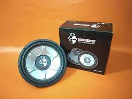 Subwoofer Mobil Subwoofer MOHICAN seri MH-1248 12inch Audio Mobil