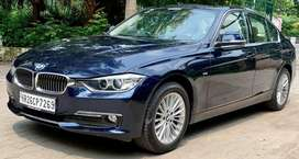 BMW 3 Series 320d Luxury Line, 2015, Diesel