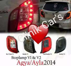 Stoplamp agya/alya // sidoarjo ^_^