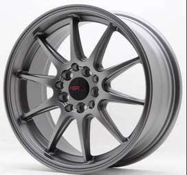 HSRWHEEELS TRIBE JD8168 HSR R16X7 H10X100-114,3 ET38 SMG