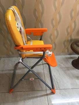 Mee Mee High Chair (Orange)