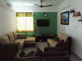 Fully furnished River side 2 BHK