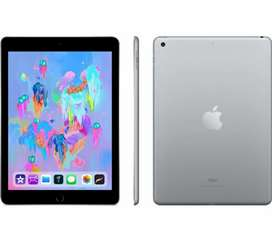 Ipad 2018 32GB (Wifi) with march 2020 warranty
