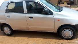 2012 Alto  lx petrol with fully cool ac