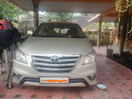 Toyota Innova 2008 Diesel Well Maintained urgent sale