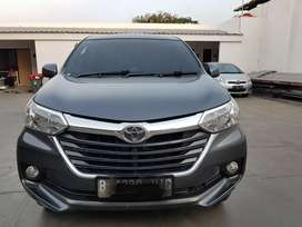 Toyota Avanza G 2016 Abu2 manual dp murah