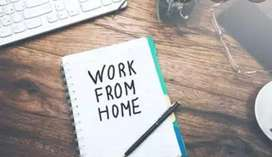 Telcalling and work from home for female