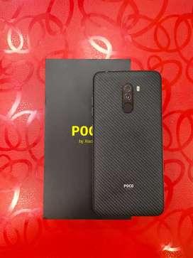 TRYME Mi POCO F1 8GB/256Gb Rom Full Kit