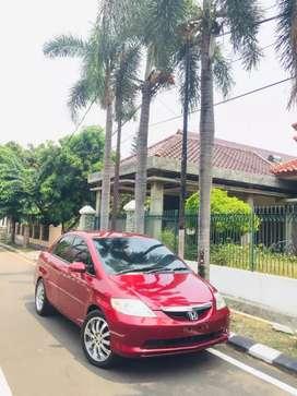 Honda New City Merah Tangan Pertama,Pajak Baru Bayar Siap Luar Kota