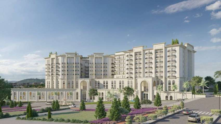2nd to 7th Floor Hotel Apartment For Sale In Zameen Ace Mall 0
