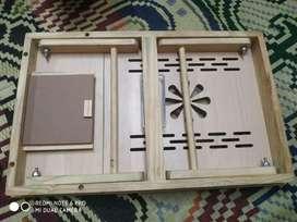 foldable Laptop and study table. Unique design ,