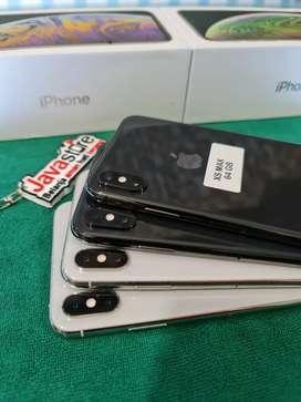Iphone Xs Max 64GB fullset original
