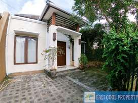 H925 - Dijual Rumah 2 kamar tidur di perumahan private di Nusa Dua