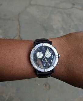 Jam Tangan Pria Raymond Weil W1 Chronograph Original elegant