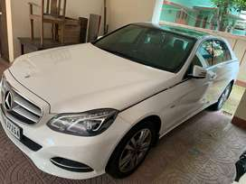 Mercedes-Benz E-Class E220 CDI Blue Efficiency, 2016, Diesel