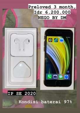 Iphone SE 2020 second