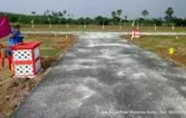 1200 Sq. Ft. 4 kms from Arakkonam Railway Junction