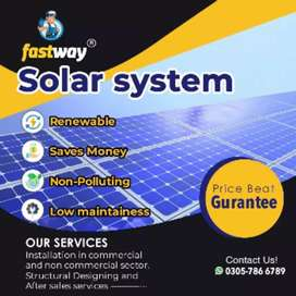Solar system installations and solutions