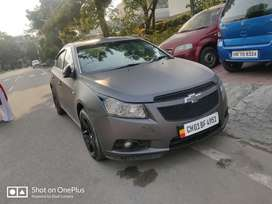 All new modified Cruze