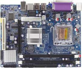 Cpu mother board with kit