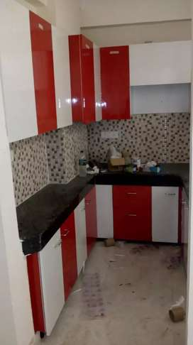 2bhk flat for rent in River hight on road society