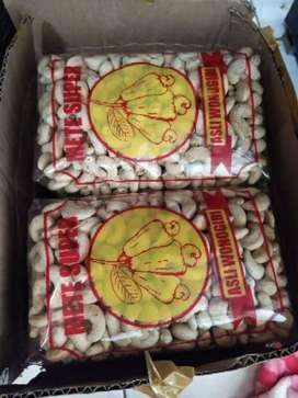 Kacang Mete Super Grade Wonogiri