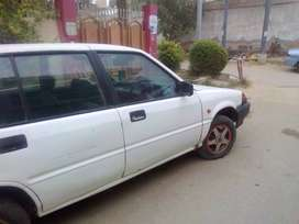 Honda Civic Saloon, not much used for years, running condition