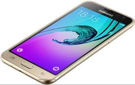 Samsung galaxy j3 16 + charger condition 10/10 urgent sale