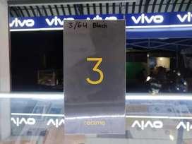 Realme 3 64GB black dinamik