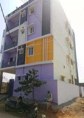 2bhk flat on 2nd floor