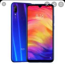 Redmi note 7 pro without any scratch or dent