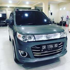 Suzuki Karimun wagon GS manual 2016 asli Plat Dr