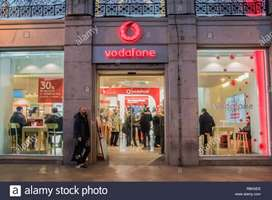 Direct Vacancy In Vodafone For Front Office/Receptionist In Lucknow