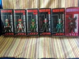 Wcf (World Collectable Figure) Kamen Rider / Masked Rider