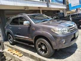 ISTIMEWA! Fortuner 2.5D G TRD SPORTIVO 2009/ 2010 TT pajero CRV Xtrail