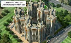 LODHA PANACEA, 15 STOREY TOWER, 2BHK & 1BHK FLAT SELL, DOMBIVLI EAST