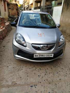 Honda Brio 2013 Petrol Well Maintained