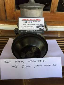 Pompa Power Steering Ori Mercy W202