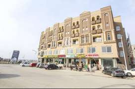 2 bed brand new apartment/flat is for sale in ZEM-1 Height phase 8 BTR
